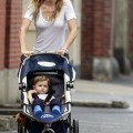 Gisele Bundchen and son Benjamin