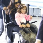 Salma Hayek Says Her Daughter Doesn't Believe In Santa