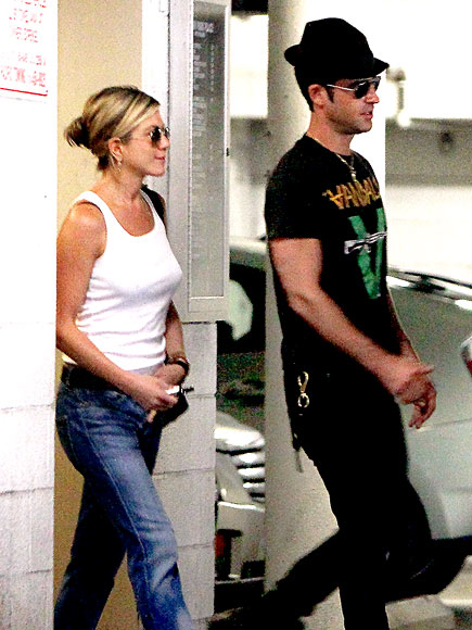 More Proof Jennifer Aniston is Pregnant?