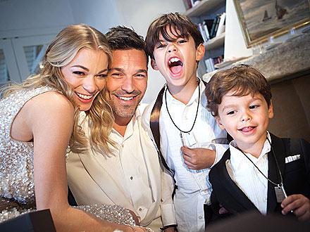 LeAnn Rimes Wants To Have Eddie Cibrian's Baby