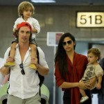 Matthew McConaughey & Camila Alves Expecting Third Child