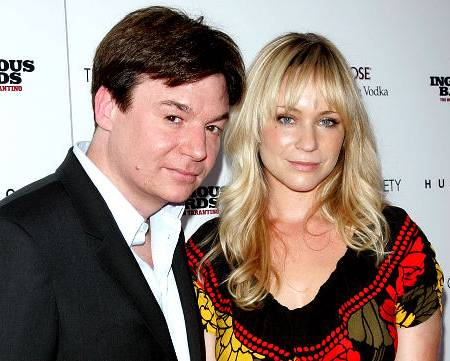 Mike Myers' Wife Gives Birth