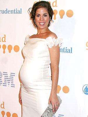 Ana Ortiz Pregnant