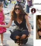 Celeb Baby Style: RedFish Swing Butterfly Dress - Valentina Hayek-Pinault