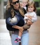 Sarah Jessica Parker takes her twin daughters Marion and Tabitha