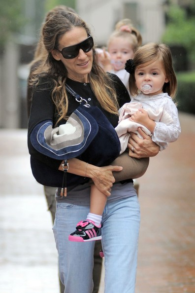 Sarah Jessica Parker Worries About Making Mistakes With Her Children