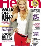 Sarah Michelle Gellar On The Cover of Health Magazine October 2011