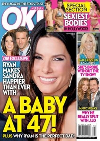 A Baby For Sandra Bullock At 47?