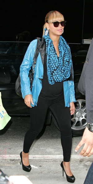 Beyonce Out in NYC