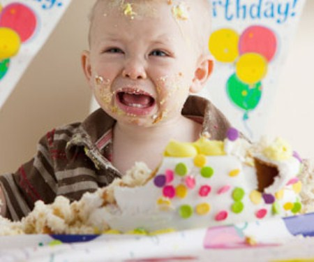 The Terrible Two Birthday Party Celeb Baby Laundry