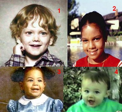 Can You Guess These Famous Singers From Their Baby Pictures?