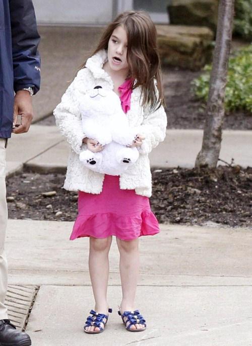 Suri Cruise Asks For $130 000 Worth Of Christmas Presents