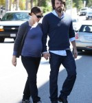 Jennifer Garner and Ben Affleck Hold Hands In Brentwood, CA October 27th, 2011.