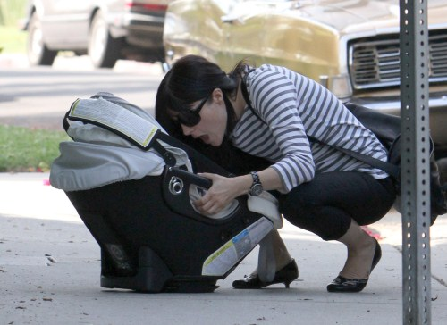 Selma Blair Baby Talks Son Arthur