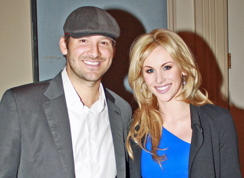 Dallas Cowboys Quarterback Tony Romo Expecting First Child