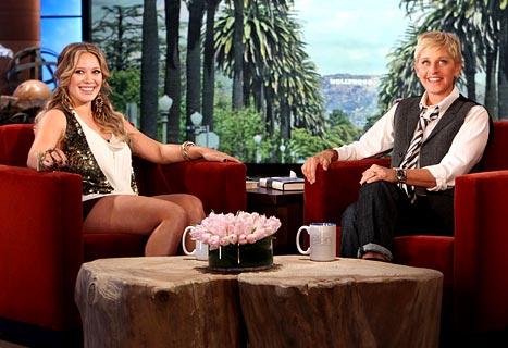 Hilary Duff Is Having A Boy