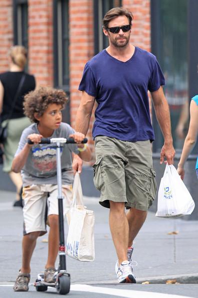 Hugh Jackman and Oscar