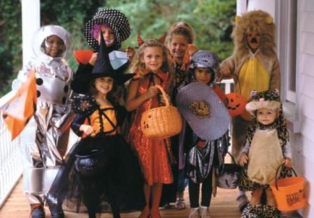 Do It Yourself Halloween Costumes: Every Parent's Nightmare