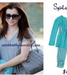 Celeb Baby Style: Tight Outfits - Alyson Hannigan Daughter - Satyana
