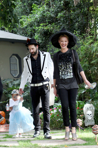 Katherine Heigl Is A Witch & Her Daughter Is a Princess