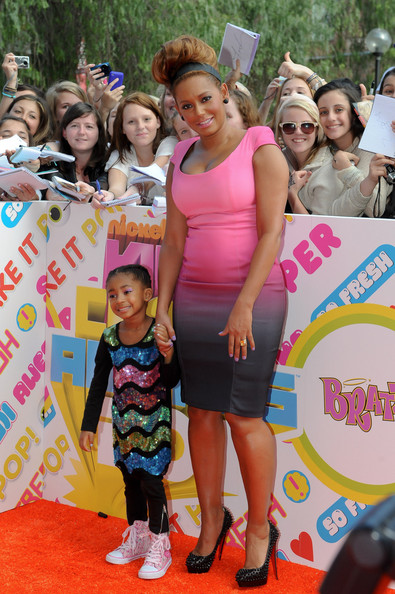 Mel B aka Melanie Brown arrives at the Nickelodeon Kids Choice Awards at the Sydney ydney Entertainment Centre, AUSTRALIA - Thursday October 6, 2011