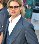 """Monday September 19 2011. Brad Pitt delights his fans at the """"Moneyball"""" Oakland Premiere at the Paramount Theatre of the Arts."""