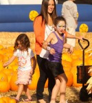 Soleil Moon Frye at Mr. Bones Pumpkin Patch