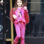 Suri Cruise Is Writing A Book