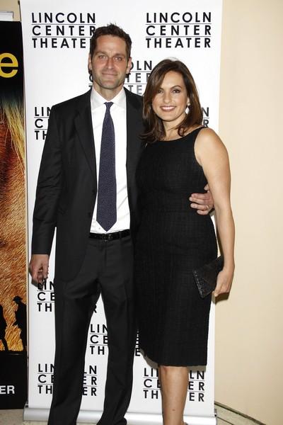 Mariska Hargitay & Her Husband Peter Hermann Adopt A Baby
