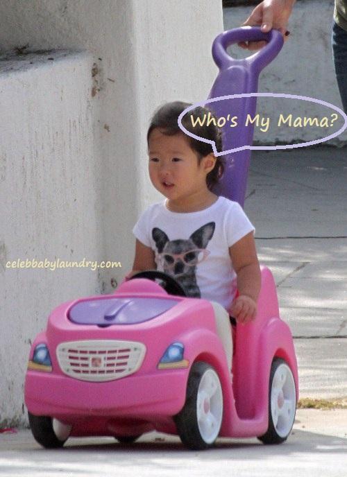 Who's My Mama?