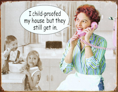 Child Proof Your House