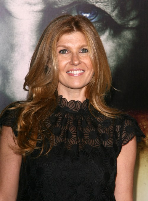 Connie Britton at The Rite Premiere held at The Grauman's Chinese Theatre in Hollywood, California on January 26th, 2011.