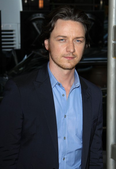 James McAvoy Says Fatherhood Made Me More Practical