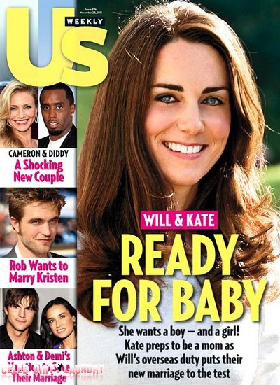 Kate Middleton Wants A Boy & A Girl!