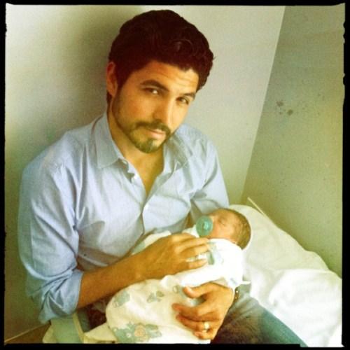 Meet Ali Landry's Son Marcelo Alejandro