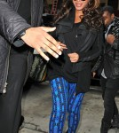 Beyonce Knowles in New York City (November 29).