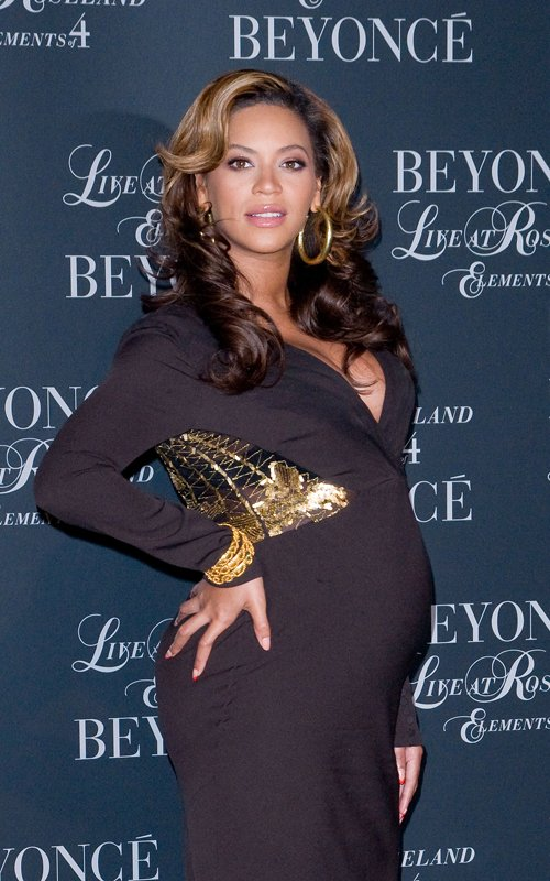 "Beyonce Stuns Hosting ""Live at Roseland"" Screening in NYC"