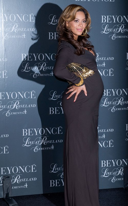 "Beyonce Hosts ""Live at Roseland"" Screening in NYC"
