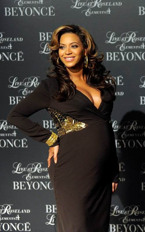 """Beyonce Hosts """"Live at Roseland"""" Screening in NYC"""