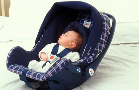 Purchasing A Safe & Reliable Car Seat | Celeb Baby Laundry