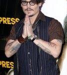 "Johnny Depp ""The Rum Diary"" premiere took place at the Cinema Gaumont Marignan in Paris, France on November 8, 2011."