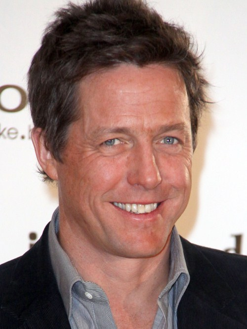Hugh Grant Names Daughter Jessica