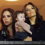 Eva Logoria Gushes About Her Future Goddaughter Harper Beckham