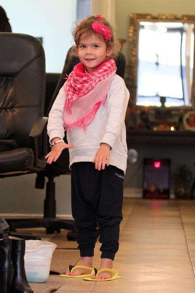 Adorable Celeb Baby Of The Week: Honor Marie Warren