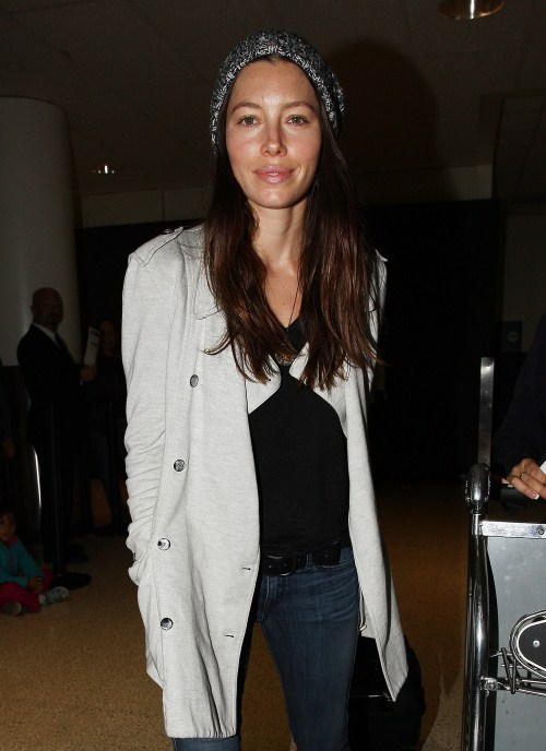 Jessica Biel Wants Children, But Is in No Rush