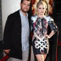 Kelly Osbourne and Jack Osbourne at GOD BLESS OZZY OSBOURNE Screening in LA August 22nd, 2011