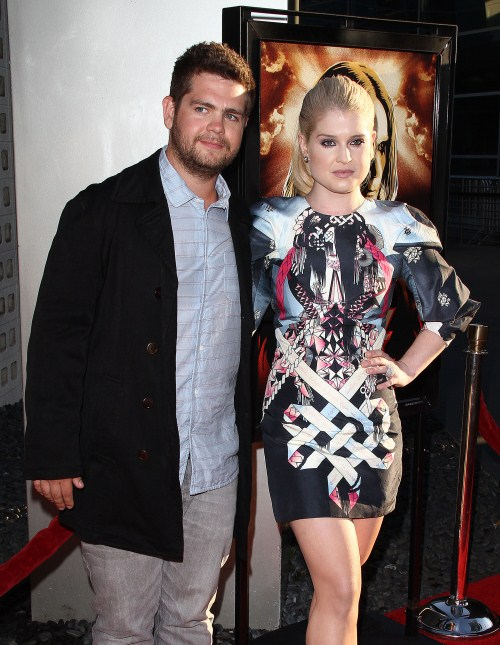 Kelly Osbourne Wants To Be A Stylist To Brother's Future Baby