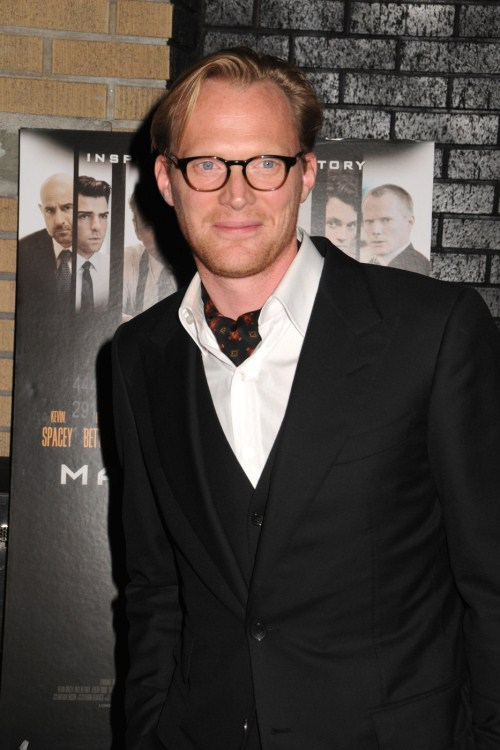 "Paul Bettany: ""Agnes Is So Lovely"""