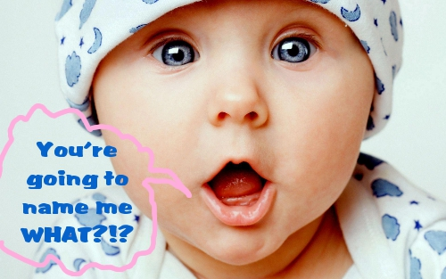 Hottest Baby Names of 2012!