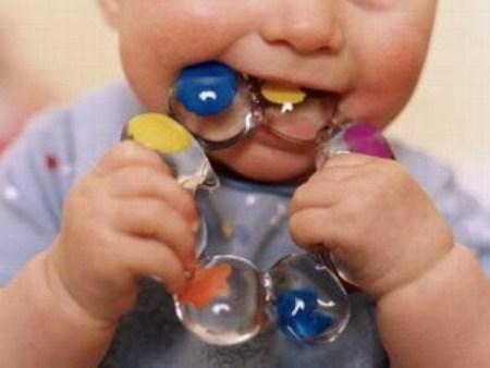 Teething Tricks!